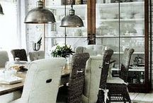 HOME DECOR | Kitchens & Dining Rooms