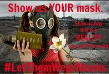 #LetThemWearMasks / Face masks to filter out air pollution? This is a reality we cannot live with. Show us YOUR mask and help raise awareness around the importance of strong smog standards.