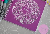 Stationery addicts / Feeding my addiction for notebooks, diaries and planners...