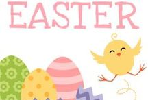 HOLIDAY: EASTER / Fun crafts & activities to do this Easter