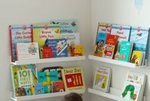 KIDS: READING NOOK / Reading Nook ideas and inspiration for kids