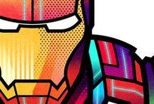 11. All Avengers! / by Katie Allen