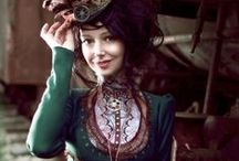 STEAMPUNK | Moods, images, fashion