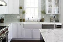 HOME: KITCHEN / Kitchen Inspiration