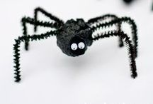 HOLIDAY: HALLOWEEN / Ideas, crafts, recipes and activities for Halloween - TRICK OR TREAT!