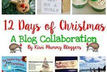 12 Days of Christmas - A Blog Collaboration