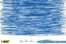 Ads | BIC / BIC Great Advertising #Graphic #Creativity #Pens #Ballpens #Razors #Lighters
