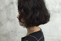 Hair Perm - Digital / Cold / A variety of beautiful perm designs created by NALU & Number76 Hair Salon's team of professional stylists in Malaysia, Singapore and Tokyo, Japan.