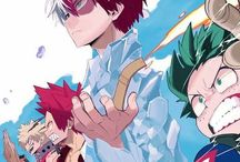 Boku no Hero Academia <3 / Anime <3