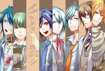 Hatoful Boyfriend <3 / Otome ( Game ) <3