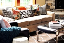 living and family spaces