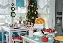 Christmas Ideas / All things Christmas...decor, crafts, cookies, ornaments, and more!