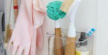 Home Cleaning Hacks and Organizing Ideas / Home cleaning tips, organizing hacks, and DIY ideas to help you go chemical free and save money and get your home clean in a more all natural way.