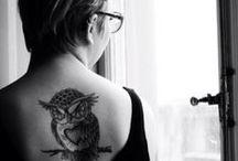 Tattoo Ideas! / by Diana Trotter