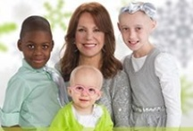 St. Jude and childhood cancer awareness / by Jennifer Farmer
