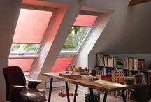 Dakraam raamdecoraties en zonweringen www.DAKDIDAK.nl  / Korte samenvatting van de mogelijkheden die men heeft om dakramen te voorzien van raamdecoraties, zonweringen, rolluiken en horren