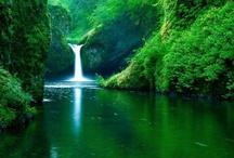 water=peace / by Darlene Jensen