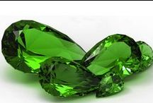 Beautiful Gemstones / Happy May! The traditional May birthstone is the Emerald. This board is about all varieties of gemstone beauties!
