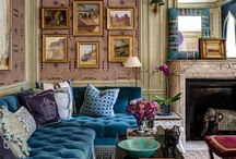 My Style / Walls adorned with antique treasures...what more could a girl ask for!! / by Trinity Antiques