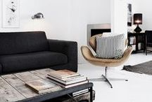 ✪ Interiør / Interior decoration, home deco, styling and design to die for. Bauhaus inspired. Because there is no place like home. / by Tamara Eeuwes