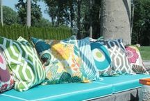 Outdoor Spaces & Fabric