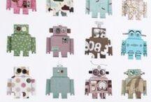⋘ Robots rule / Bleep bleep.