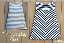 Clothing - Patterns / by Amanda