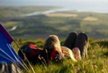 Tricks and Tips / A few of our favorite tips and tricks for camping and hiking.