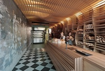 Restaurants + Cafés
