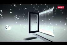 DAKDIDAK video's  van zolder Dakramen, skylights, dachfenster  / video's van projecten, produkten ...over dakramen van VELUX, FAKRO, ROTO en LiDEKO