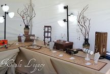 Craft Fair Display Ideas / by Selena Freimark