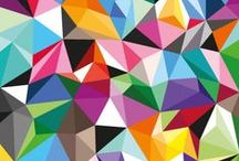 ▲ Prints, patterns & graphics / All types of patterns, graphics, illustrations, prints, fonts and colors I love