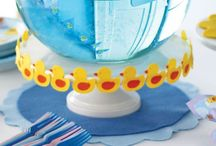 Rubber ducky/ Waddle it be? Baby shower.  / by Simly T