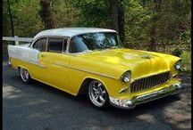 Classic Cars / by Gailon Tucker
