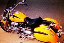 Motorcycles To Covet / by Gailon Tucker
