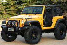 Jackin' Jeeps / by Gailon Tucker