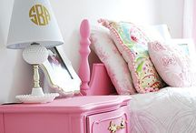 Girly room / by Melissa Clements