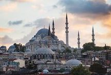 Travel EUROPE | Istanbul / by Romy Mlinzk | snoopsmaus
