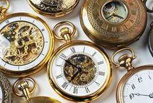 Vintage clocks / by Martina Fuchs