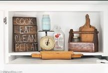 Farmhouse style / by Diana Trotter