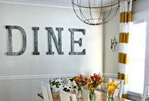 Word Decor / by Diana Trotter