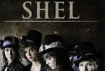 SHEL Music Video Incorporates Antiques from Trinity Antiques, England / Many thanks to our customer and SHEL for allowing us to share images of our antiques that appear in the newest SHEL Music video   http://artrockermagazine.com/introducing-shel/  The SHEL sisters' sound is filled with infectious rhythms and hypnotic vocals that meld together their classical training and diverse influences. Whether playing folk festivals or with orchestras, SHEL captivates audiences with their distinctive arrangements and energized show.   / by Trinity Antiques