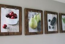 Decorating with Photos / by Diana Trotter