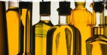 Huiles végétales, beurres, cires... / Carrier oils : Plant and herbal oils, butters, waxes...