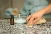 Ménage naturel (et aux huiles essentielles) / Natural house cleaning (with essential oils!)