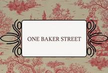 Our Etsy Shop One Baker Street Stock / Passionate about original antiques from the Georgian period, circa 1714 to 1820. We have a weakness for authentic period csotume and textiles etc / by Trinity Antiques