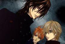♥ Vampire Knight ♥ / Vampire Knight/ Guilty, Kaname Kuran x Yuuki Kuran, fanarts