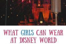 Disney World Posts
