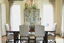 Dining Rooms / by Kim Varady