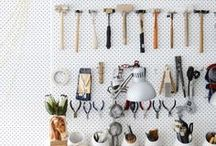 Studio Styling / Ideas and wants for my jewelry studio / by June Shin